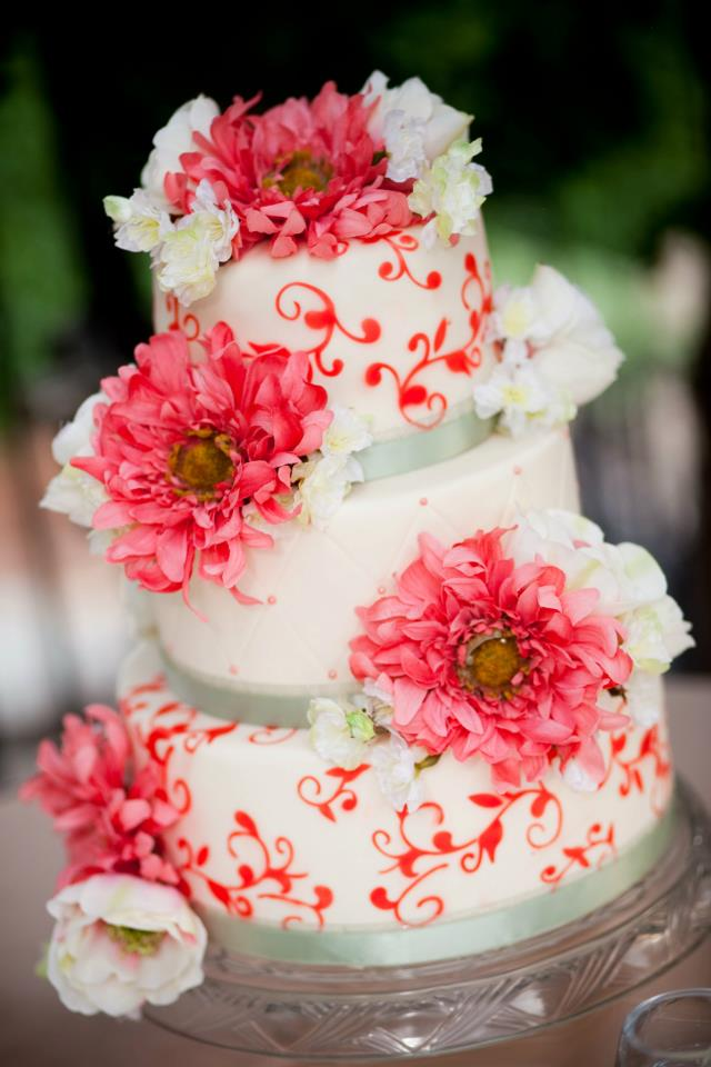 Image Beautiful Wedding Cake Download