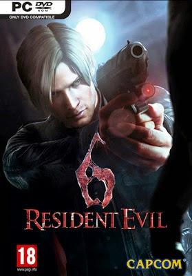 Resident Evil 6 Game PS3