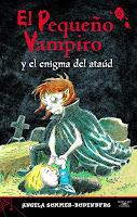 El pequeño vampiro y el enigma del ataud
