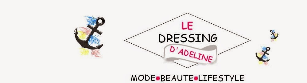 Le dressing d'Adeline - blog mode et beauté - Marseille
