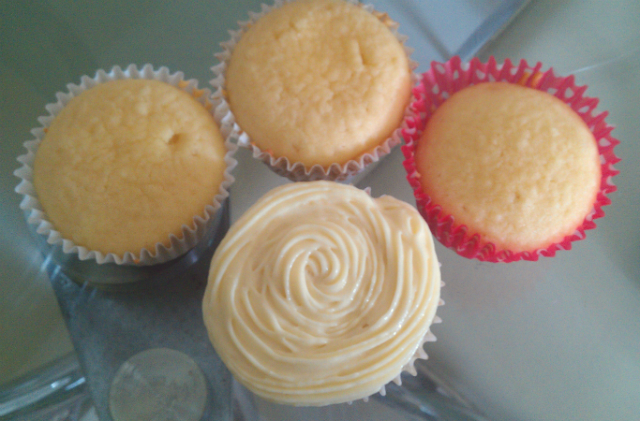Yema Cake Decor : The Certified Latebloomer: Yema Cupcake with Pastillas De ...