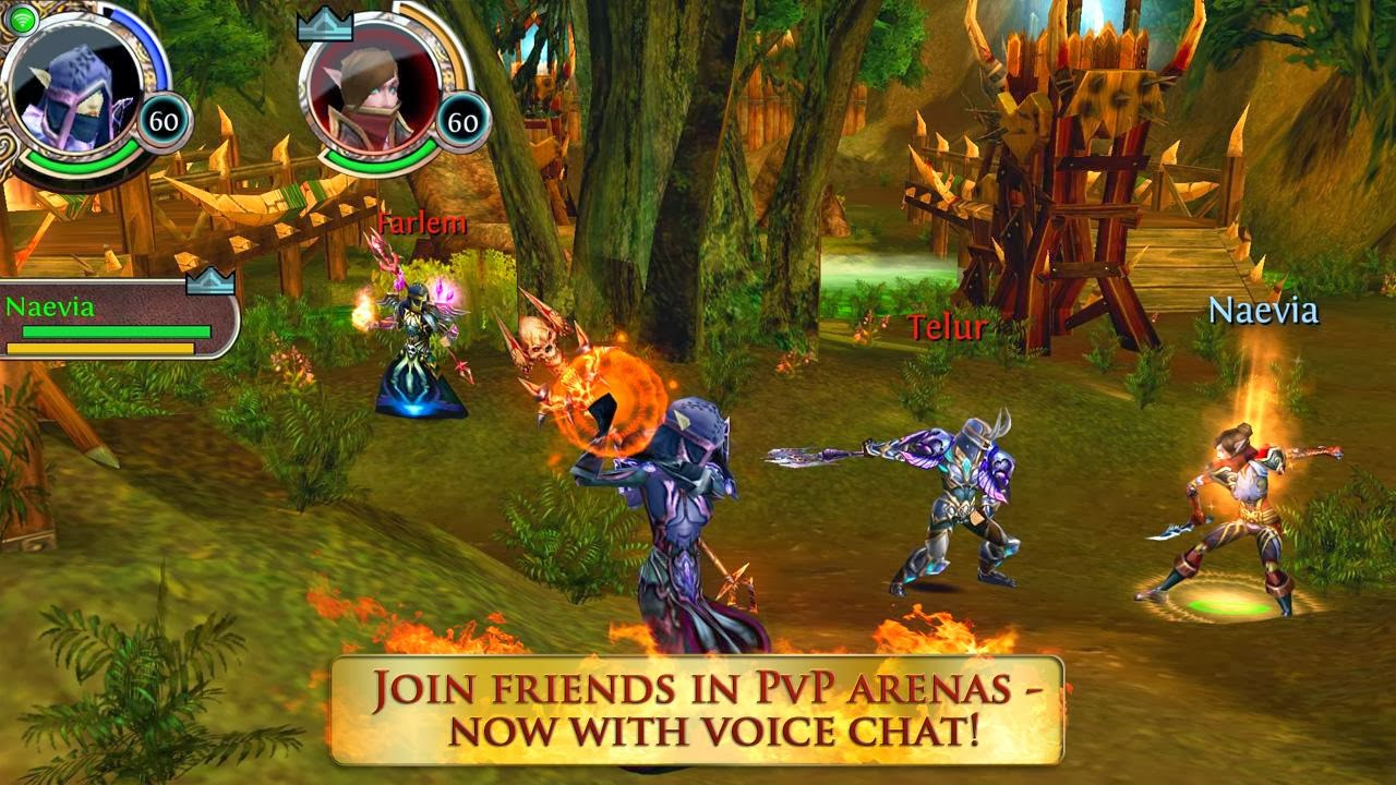 Order & Chaos Online full apk download