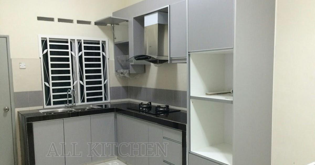 All kitchen kabinet dapur kitchen cabinet telok panglima for Harga kitchen cabinet