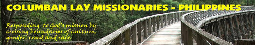 COLUMBAN LAY MISSIONARIES - PHILIPPINES
