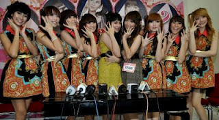 Personil Girl Band Cherry Belle