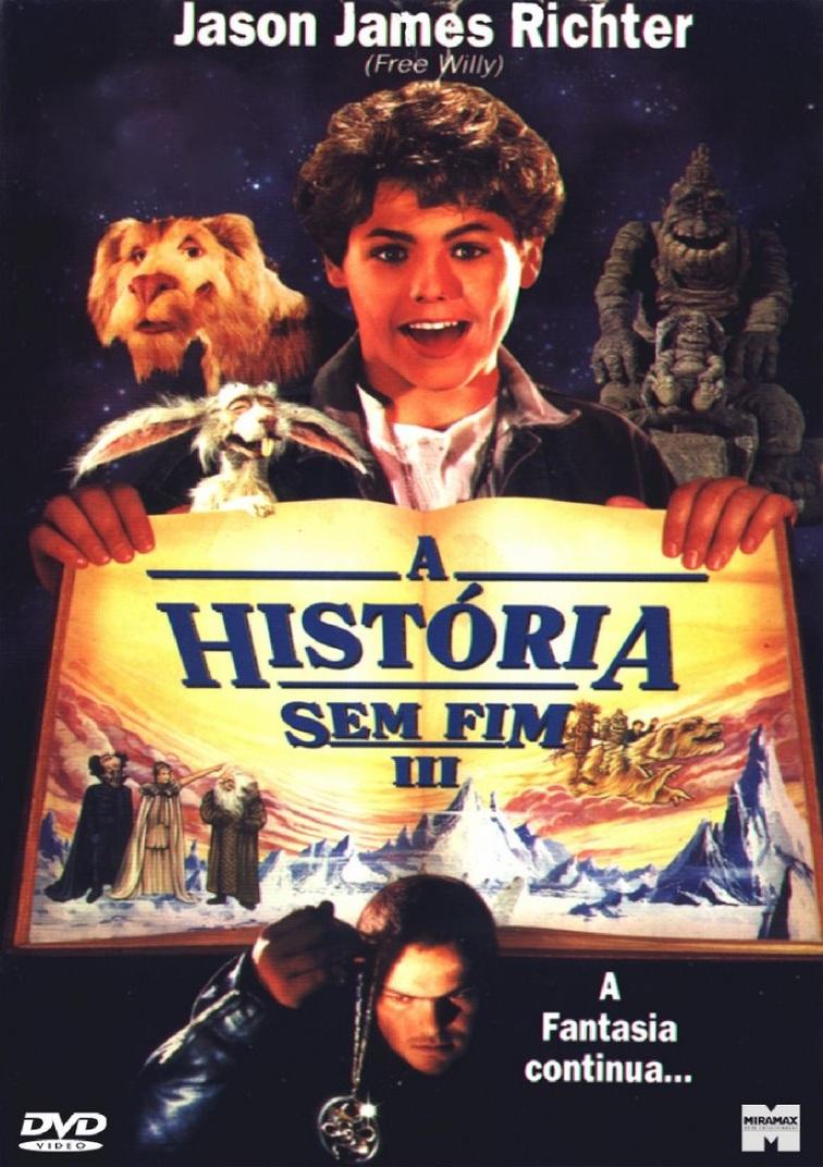 A História Sem Fim 3 – Dublado (1994)