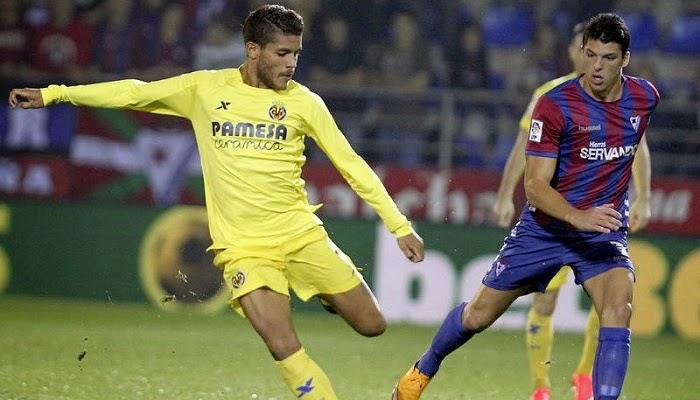 Villarreal vs Eibar en vivo