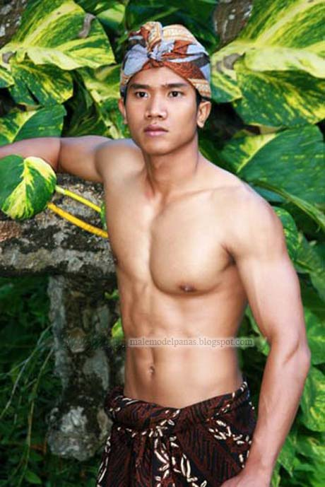 handsome bali men