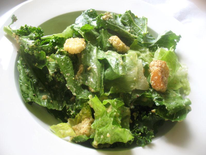 Vegan Caesar Salad | Lisa's Kitchen | Vegetarian Recipes | Cooking ...