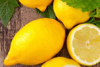 Cara Mengencangkan dan Memutihkan Kulit dengan Lemon