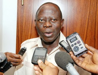 governor adams oshiomhole car accident