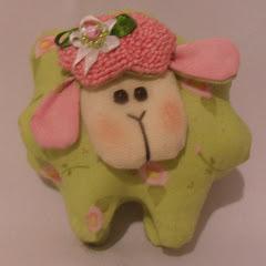 Милая овечка от Natashka...