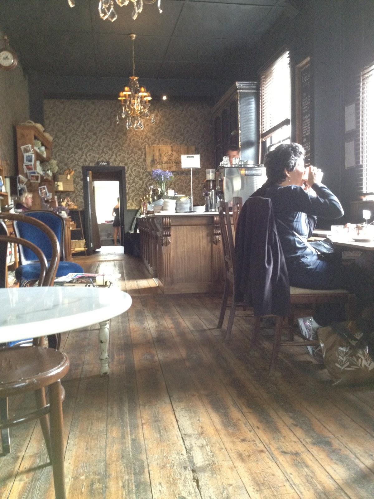 Cafe De Beaumarchais Sassafras Vic