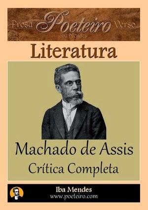 Machado de Assis - Critica Completa -- Iba Mendes