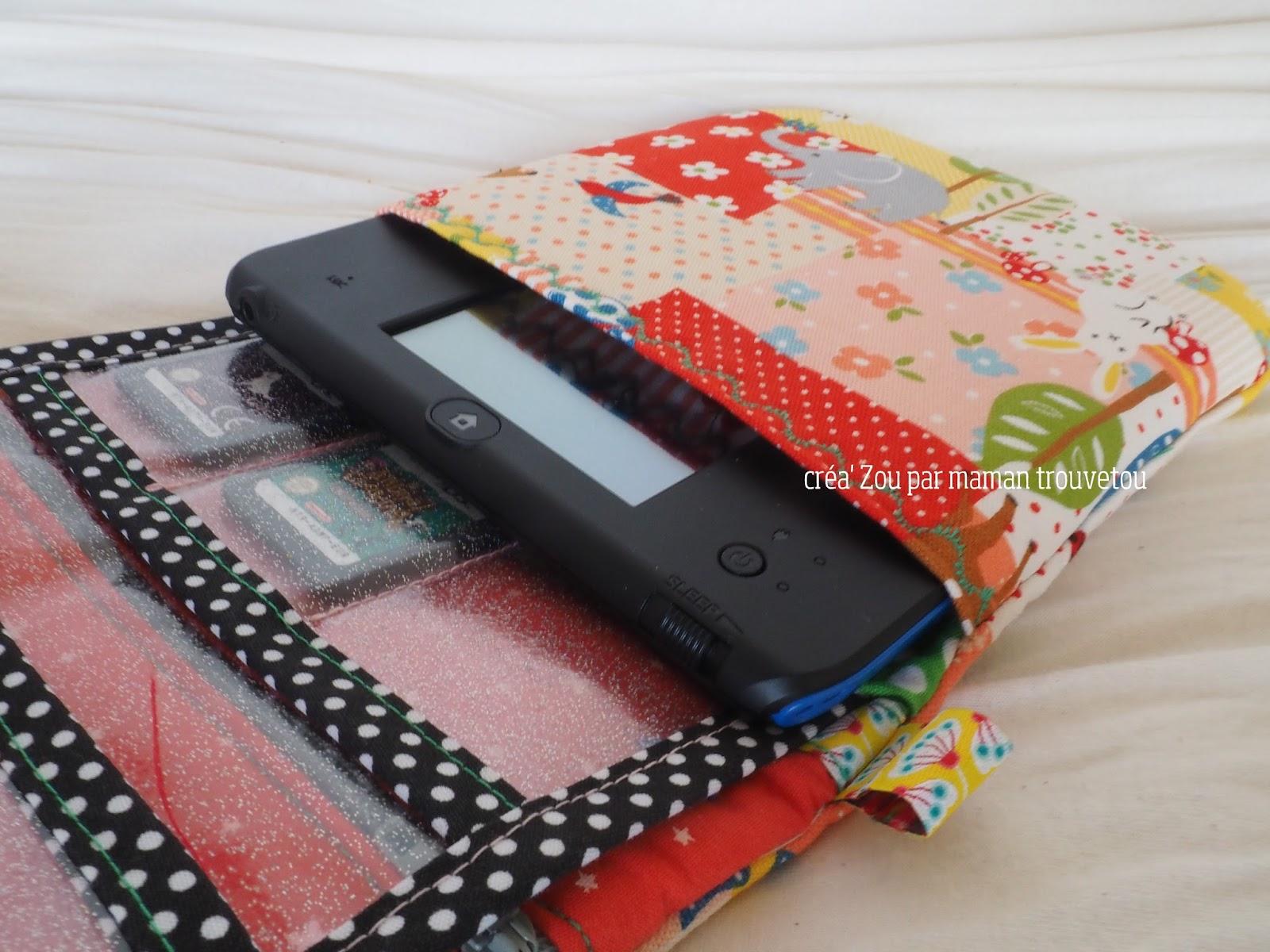 la r cr azou de maman trouvetou la pochette pour sa. Black Bedroom Furniture Sets. Home Design Ideas