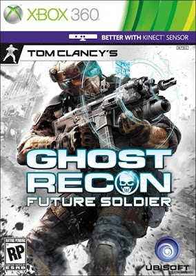 Ghost Recon Future Soldier XBOX360