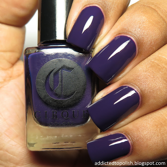 cirque colors metropolis collection october 2015 velvet underground