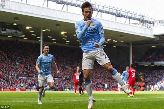 Prediksi Manchester City vs Sunderland � Liga Inggris 17 April 2014