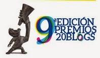 Este Blog participó de los Premios 20Blogs 2014, en la categoría: Salud y Vida sana