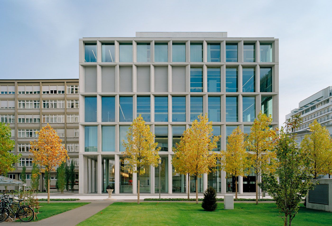 David chipperfield a f a s i a page 10 for Lab architects