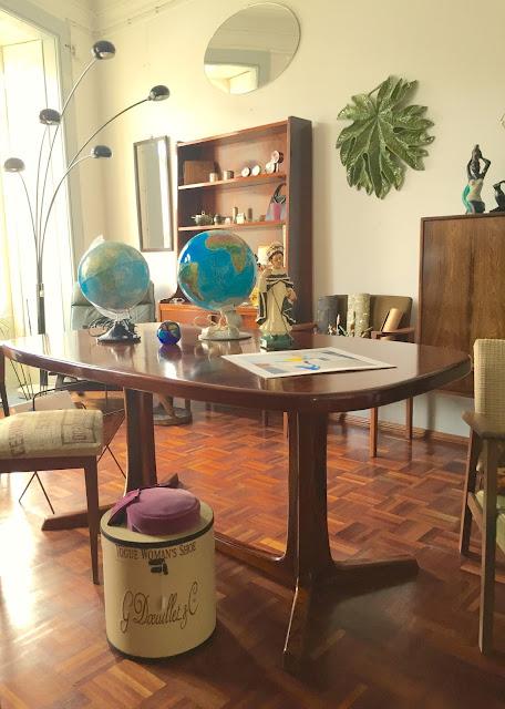 loja vintage,mobiliário nórdico, decoração vintage
