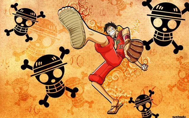 Luffy Baseball