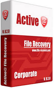 Active File Recovery 9 With Serial And Crack Full Version Free Download