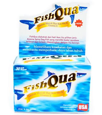 Harga Terbaru Fishqua 2016 Suplemen menjaga Kesehatan Tubuh