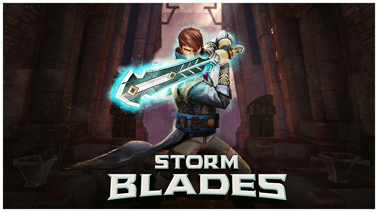 Stormblades 1.1.3 MOD APK+DATA (Unlimited Money)
