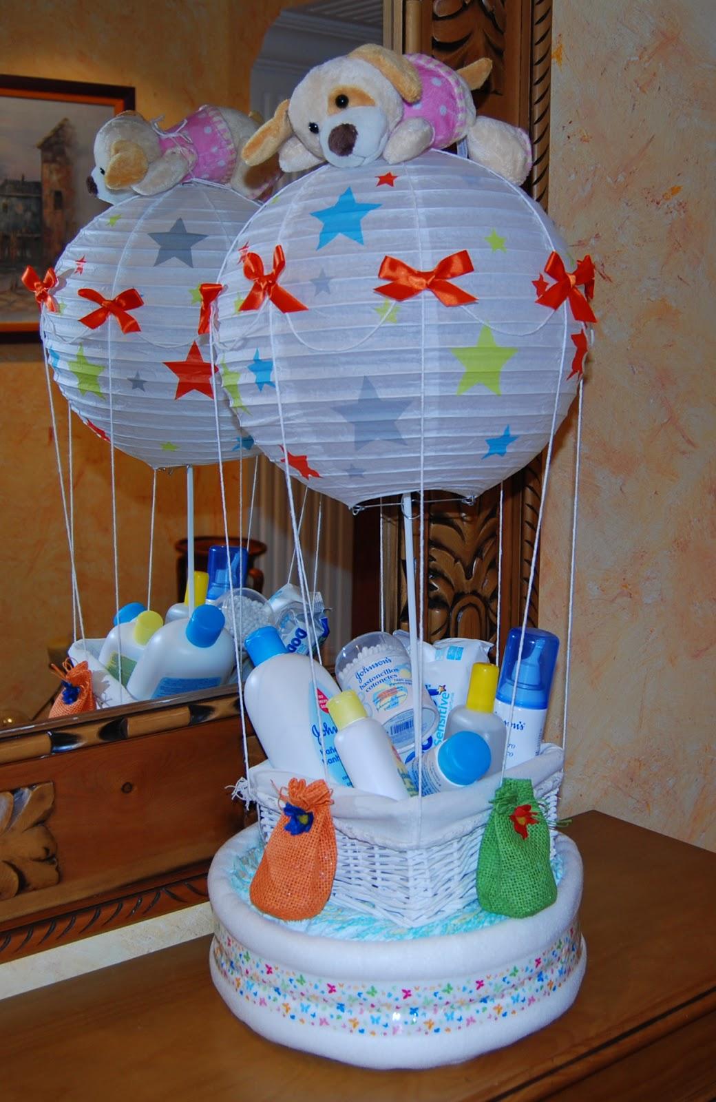 Txuelagauzak detalles para regalar tartas de pa ales - Detalles para baby shower ...