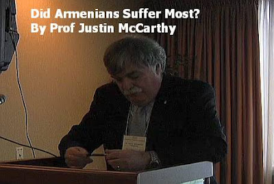 Video: Did Armenians Suffer Most? By Prof Justin McCarthy © This content Mirrored From  http://armenians-1915.blogspot.com