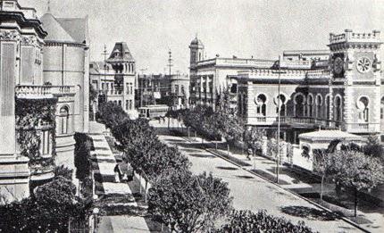 prueba final: Colonia Juarez de Zona Residencial a Zona Rosa.