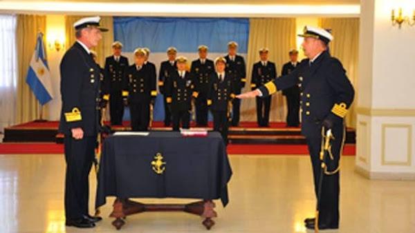 Nuevo Director General de Organización y Doctrina de la Armada