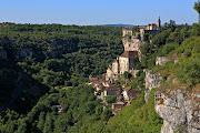 Ubicación: Rocamadour, Francia