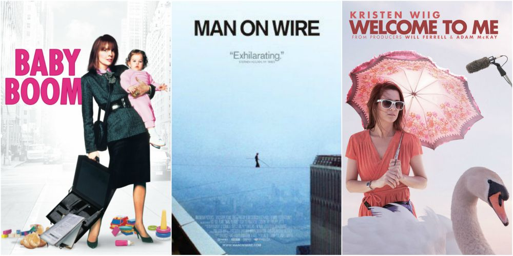 baby boom man on wire welcome to me movies