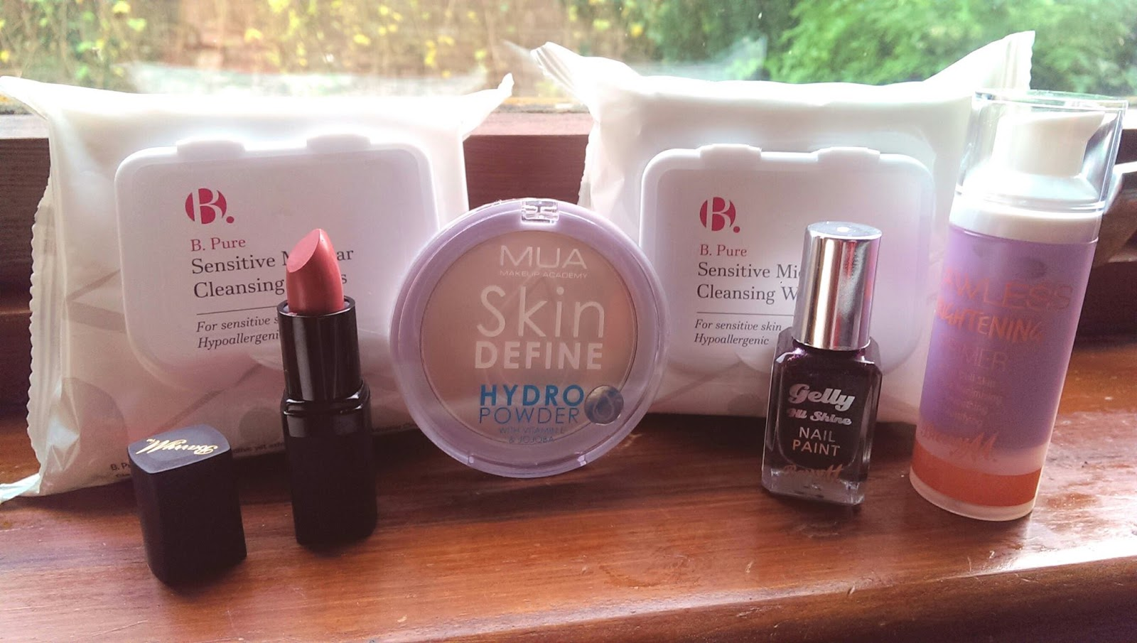 lebellelavie - A mini haul from Superdrug