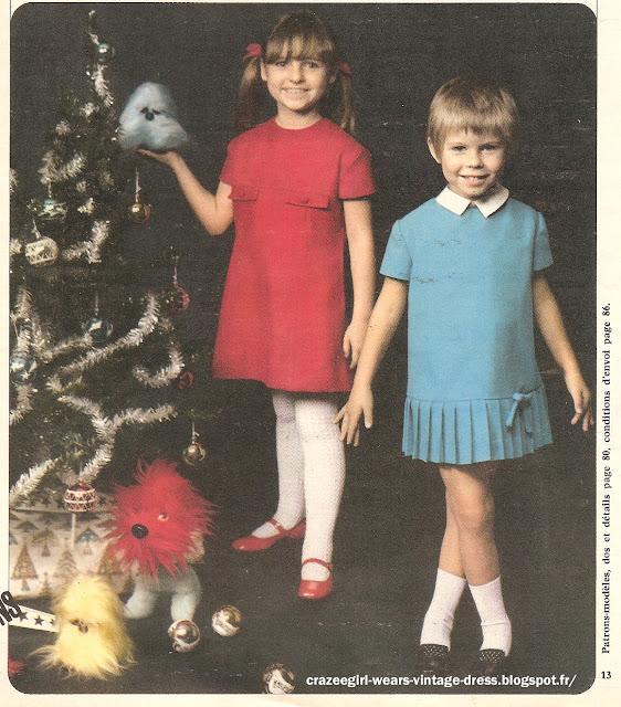 1969 60s 1960 christmas Glook