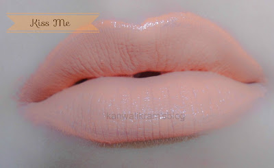 Sleek Lip 4 Pallet In Siren kiss Me
