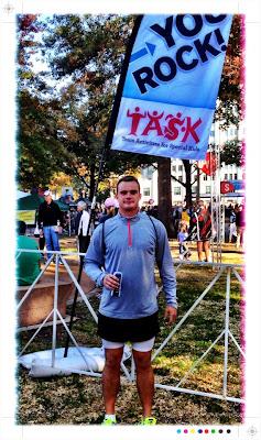 Patrick Fusz, Rock 'n Roll marathon St. Louis, TASK