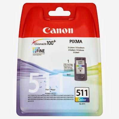Картридж Canon CL- 511