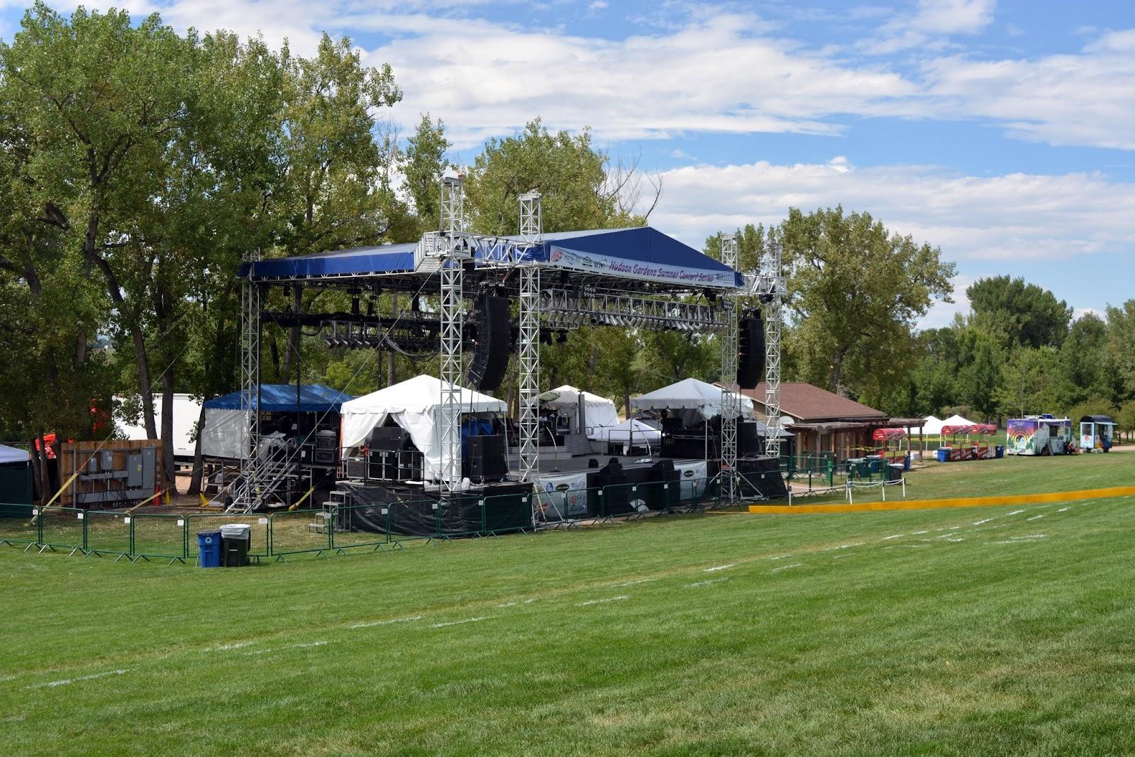 Mille fiori favoriti hudson gardens and event center in littleton co for Hudson gardens concert schedule