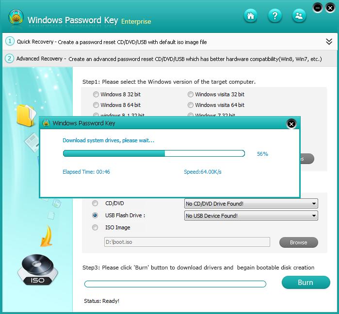password tool toshiba