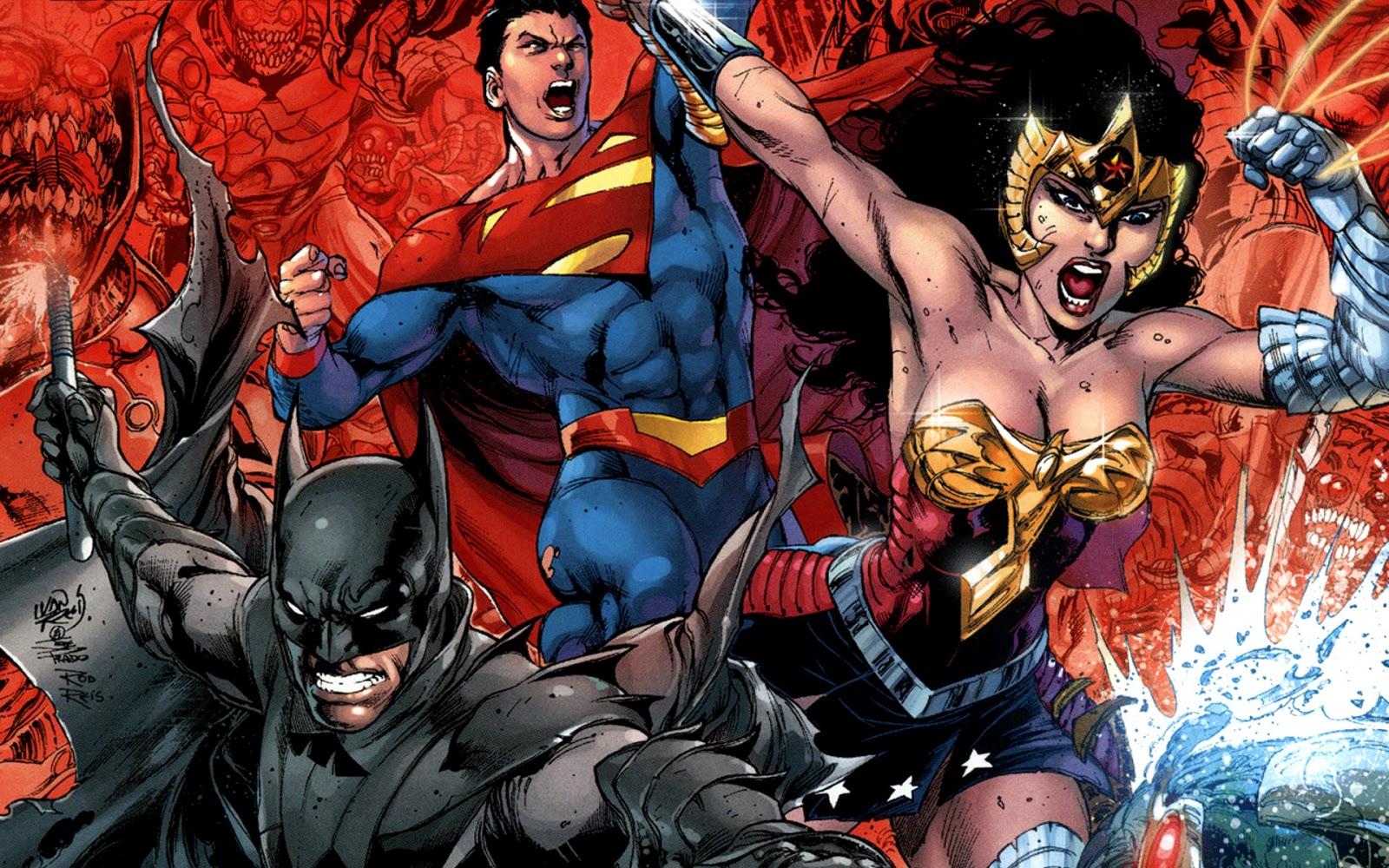 DC (Comic Wallpaper