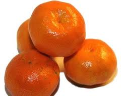 mandarina para la presión alta