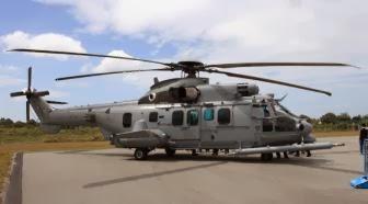 EC-725 Cougar, Alutsita Indonesia Terbaru untuk Squadron Helikopter Baru TNI AU