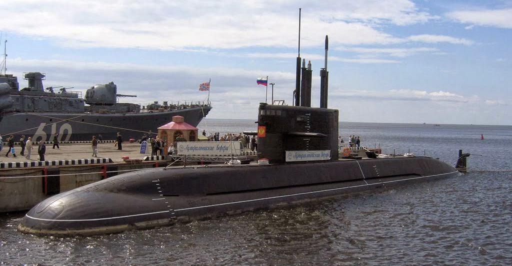Submarino nuclear y Derecho internacional