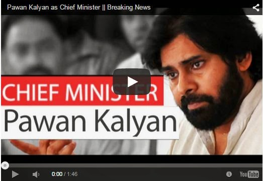 Pawan Kalyan as Chief Minister | Every Pawan Kalyan Must Watch And Share