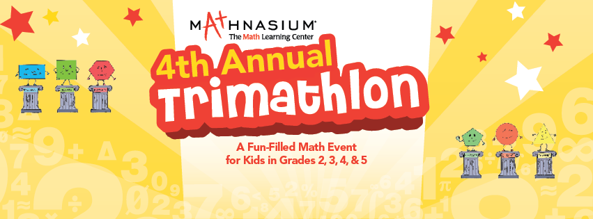 4th Annual Mathnasium TriMathlon