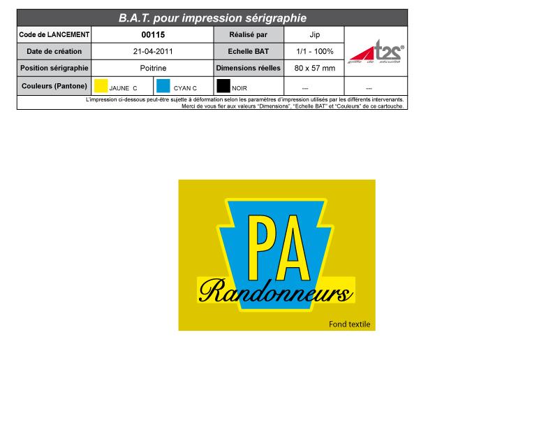PA Randonneurs PBP FAQ: Reflective Vests Update