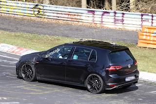 Volkswagen Golf R Nurburgring